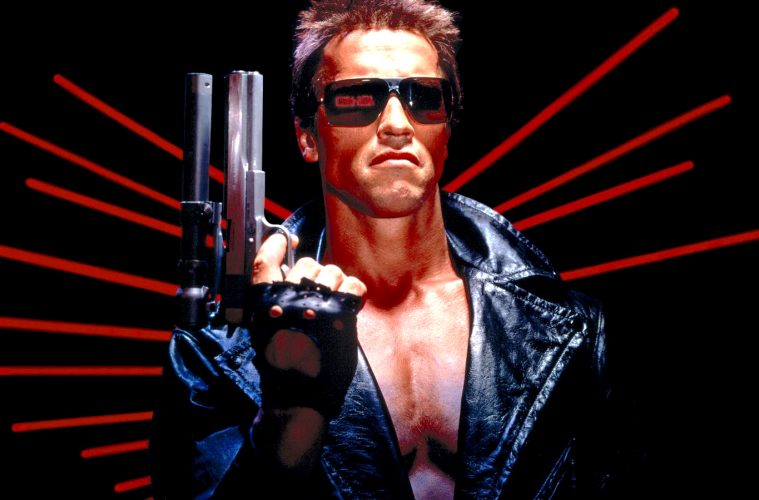 Terminator Schwarzenegger ActionRation AAGG