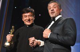 Jackie Chan Oscar AAGG