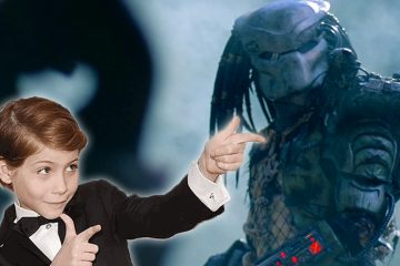 Predator 2018 Jacob Tremblay Shane Black
