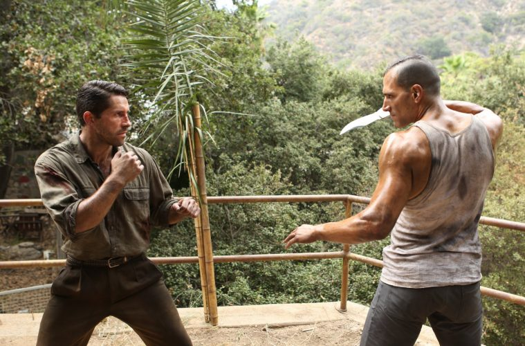 Savage Dog Scott Adkins