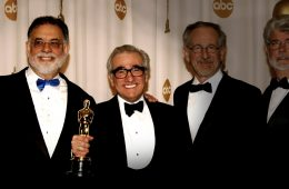 AAGG Scorsese Coppolla Spielberg Lucas