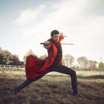 Oliver Stark as Ryder- Into the Badlands _ Season 2, Gallery - Photo Credit: Carlos Serrao/AMC