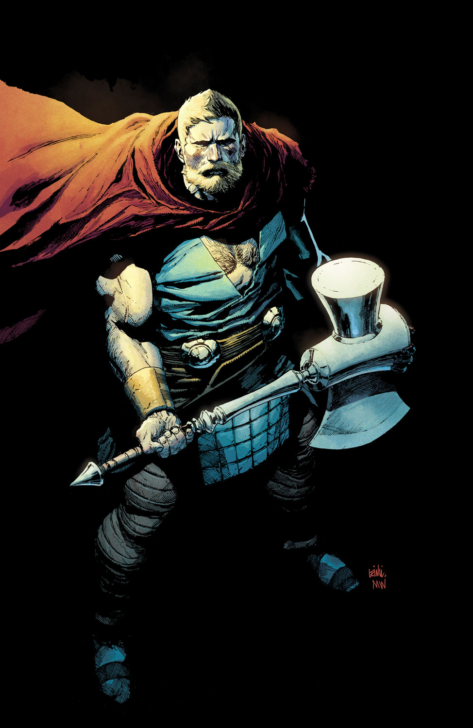 The_Unworthy_Thor_5_Yu_Variant