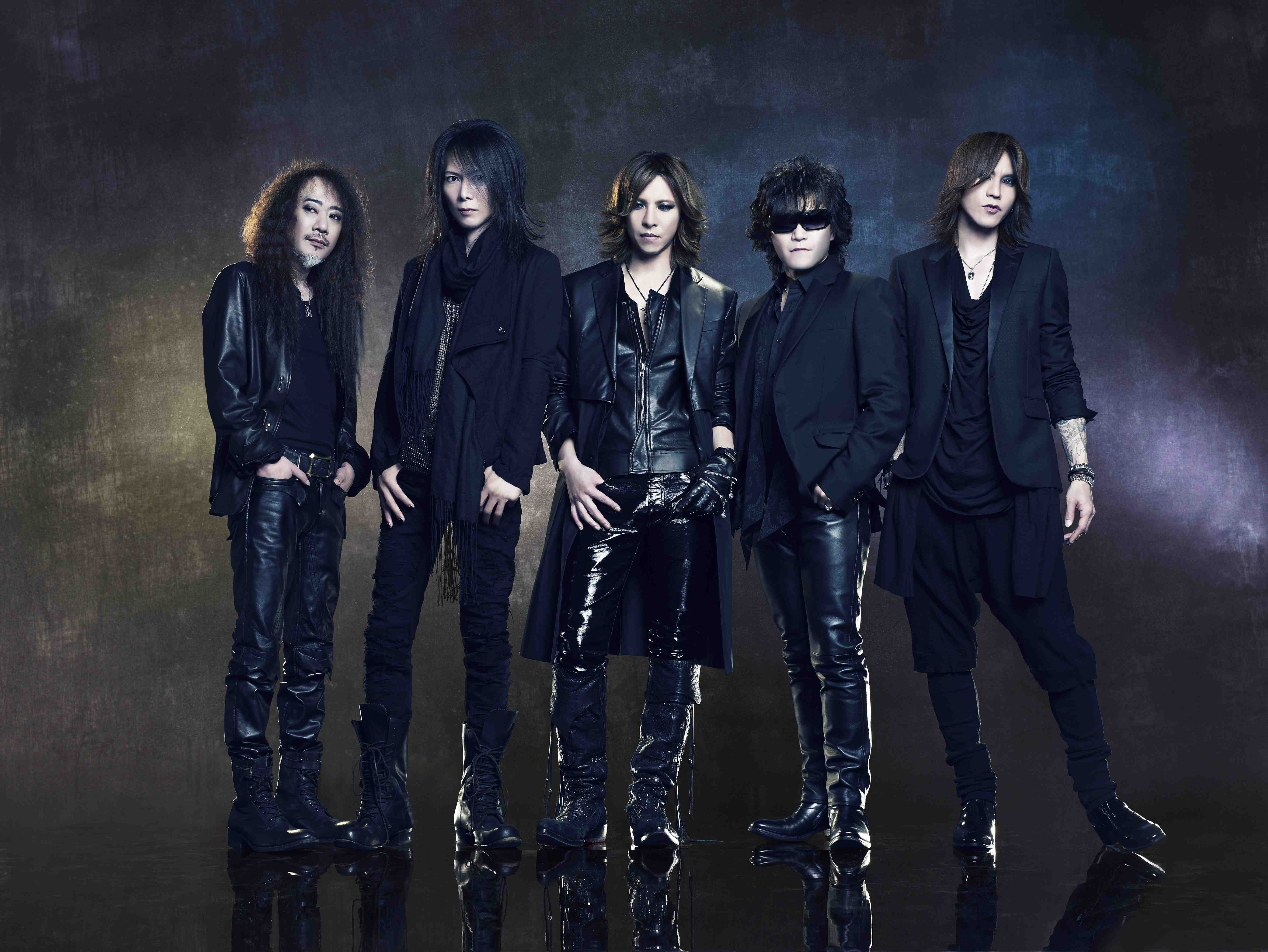X JAPAN MSG Artist Photo_Full Band_lores