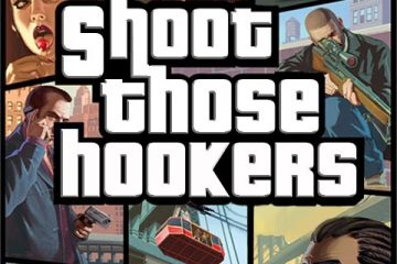 shoot those hookers