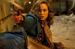 Brie Larson Free Fire action film