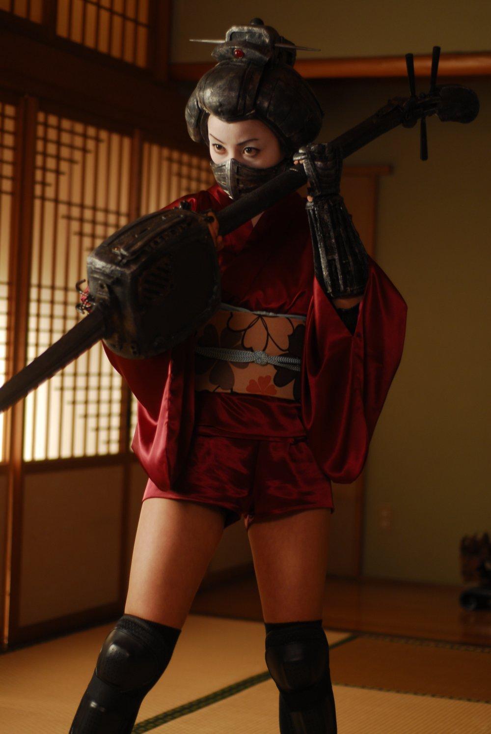 Robo-Geisha still 1