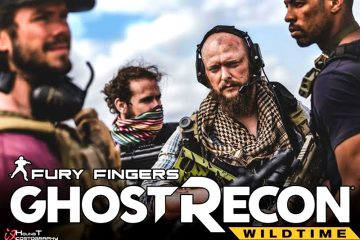 Fury Fingers Wild Time Ghost Recon Wildlands