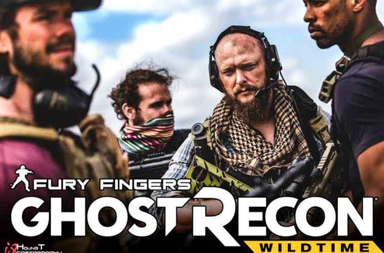 Fury Fingers Wild Time Ghost Recon Wildlands