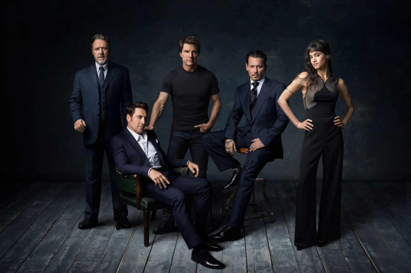 Universal_Pictures_Dark_Universe_Group_Shot