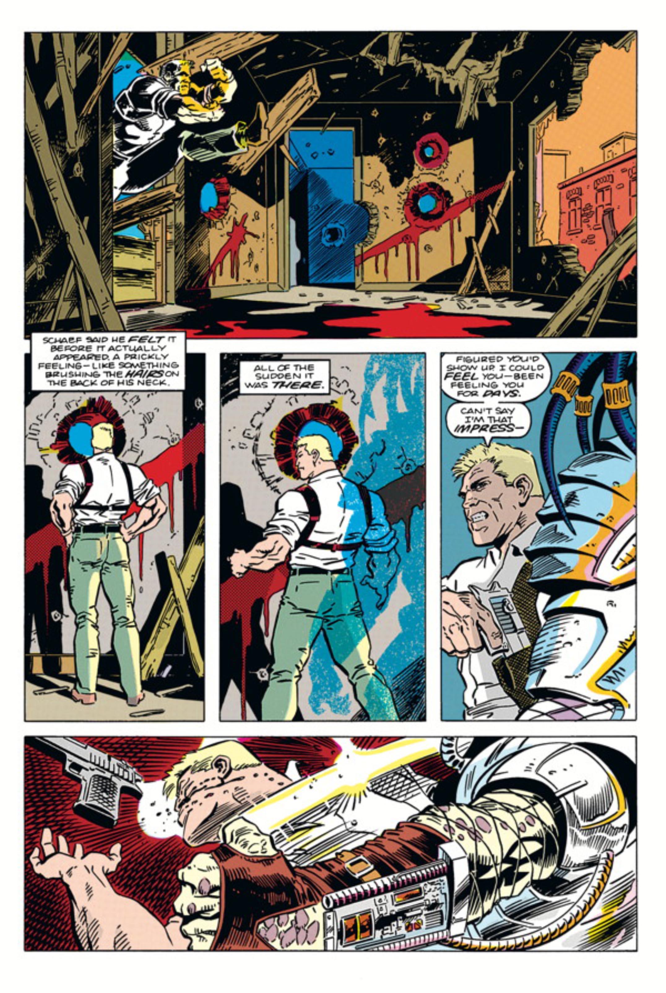Predator: The Original Comics Series--Concrete Jungle and Other