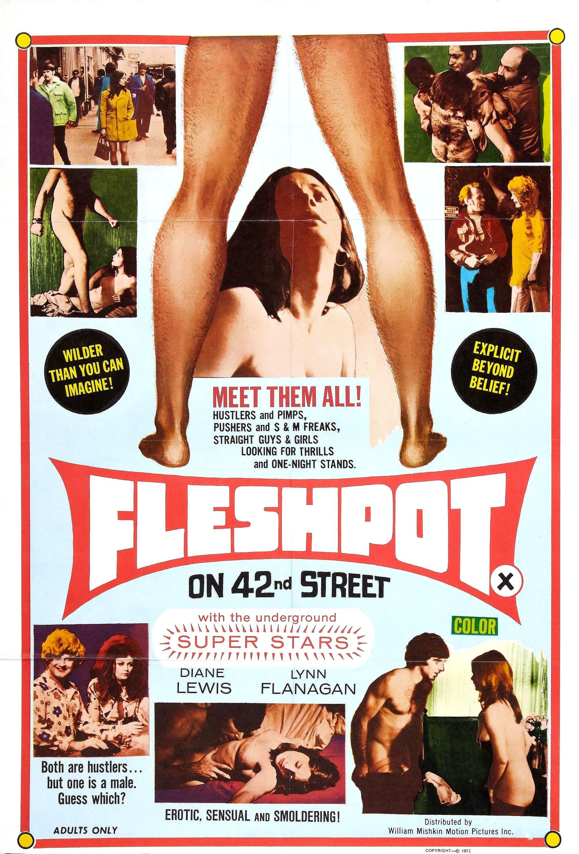 Fleshpot on 42nd st