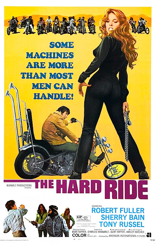The Hard Ride biker chicks