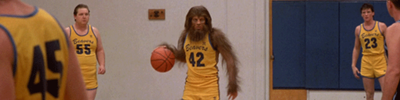 teen wolf 1985 basketball