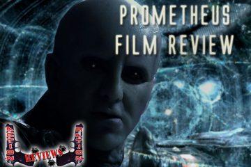Prometheus Film Review Action Ration