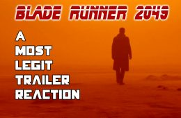 Blade Runner Trailer Reaction AAGG