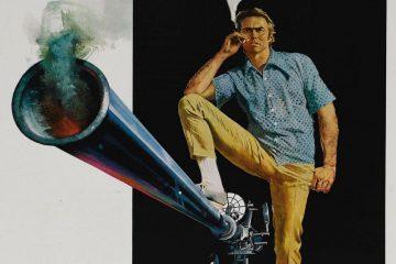 Clint Eastwood smoking gun