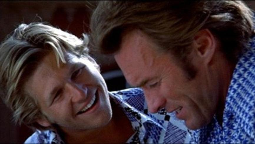 Jeff Bridges Clint Eastwood