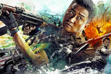 Wolf Warrior 2 AAGG