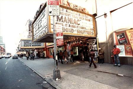 vintage grindhouse 42nd street