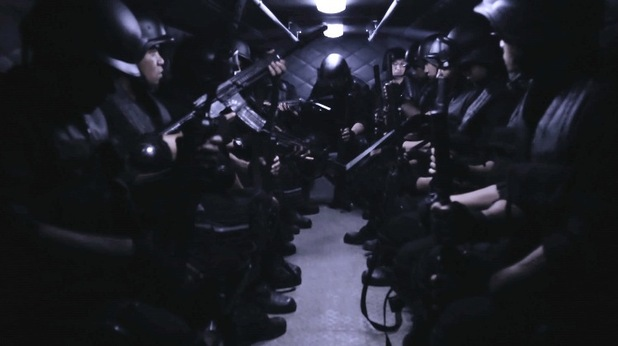 The Raid: Redemption - Police