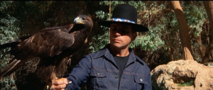 Billy Jack and Bird of Prey