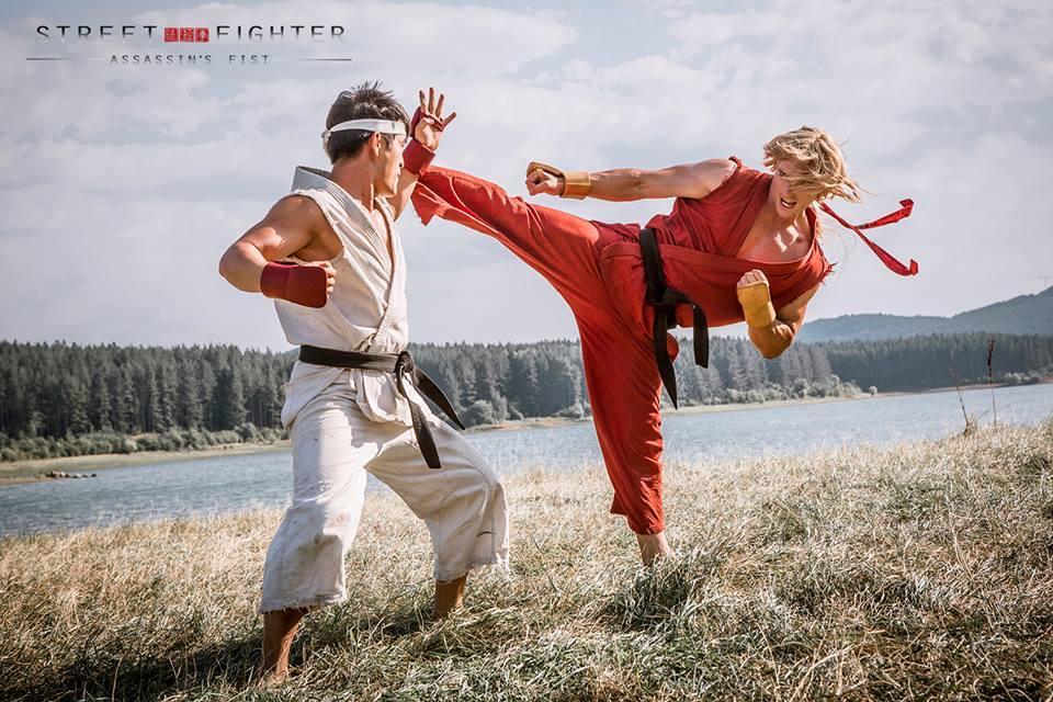Street Fighter Assassin's Fist first trailer