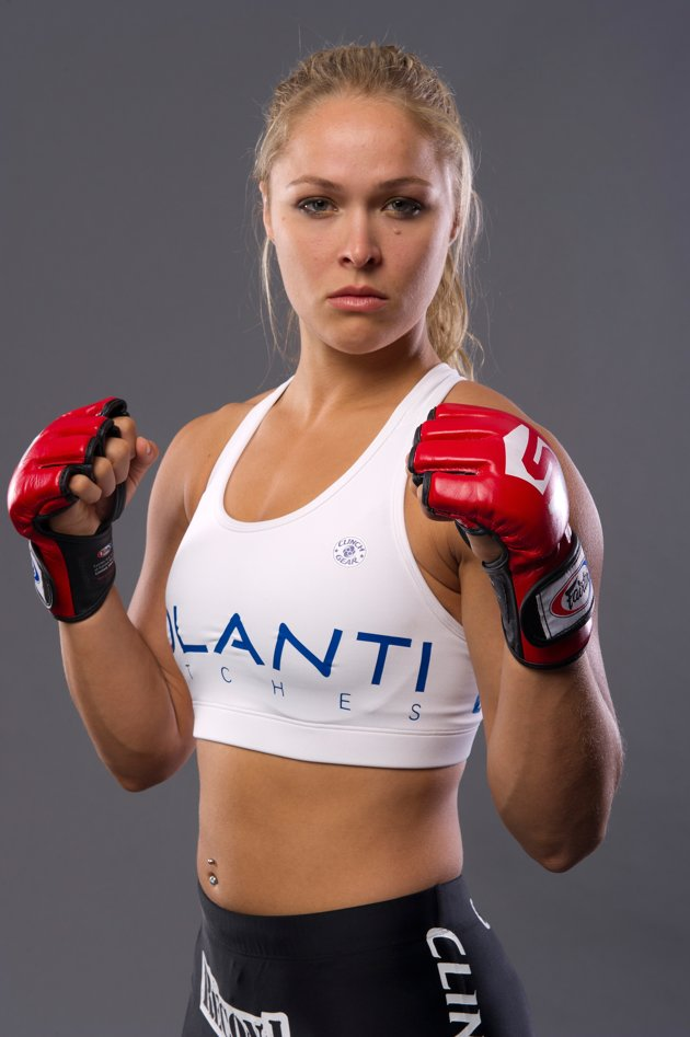 Ronda Rousey Hot 3