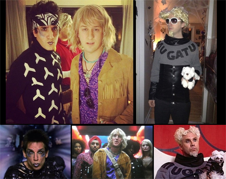 zoolandercsm  sc 1 st  Action A Go Go & Halloween Costume Spectacular! 60 Costumes That Will Make You Laugh ...