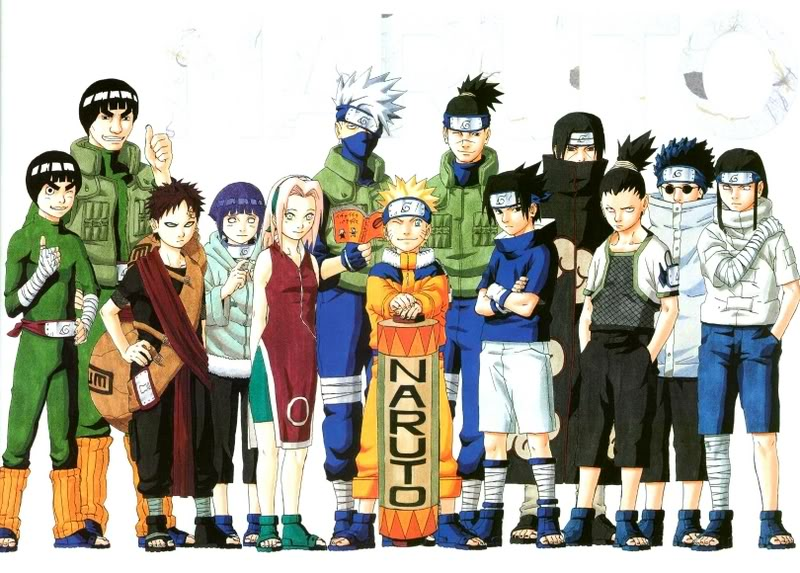 Farewell Naruto The Curtain Falls On A 15 Year Shonen Legacy