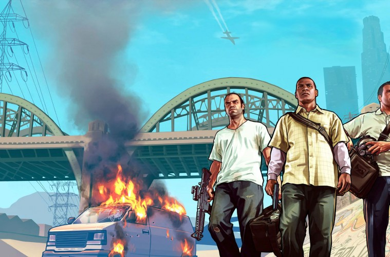 Official launch trailer grand theft auto v action a go go llc official launch trailer grand theft auto v voltagebd Image collections