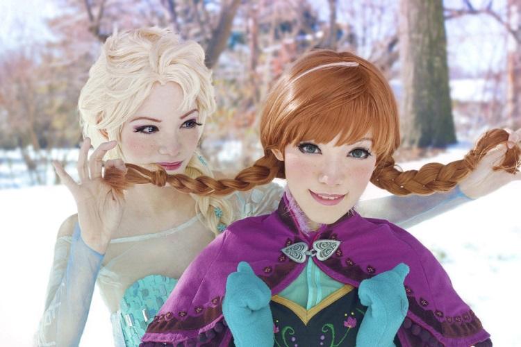 Elsa & Annasm