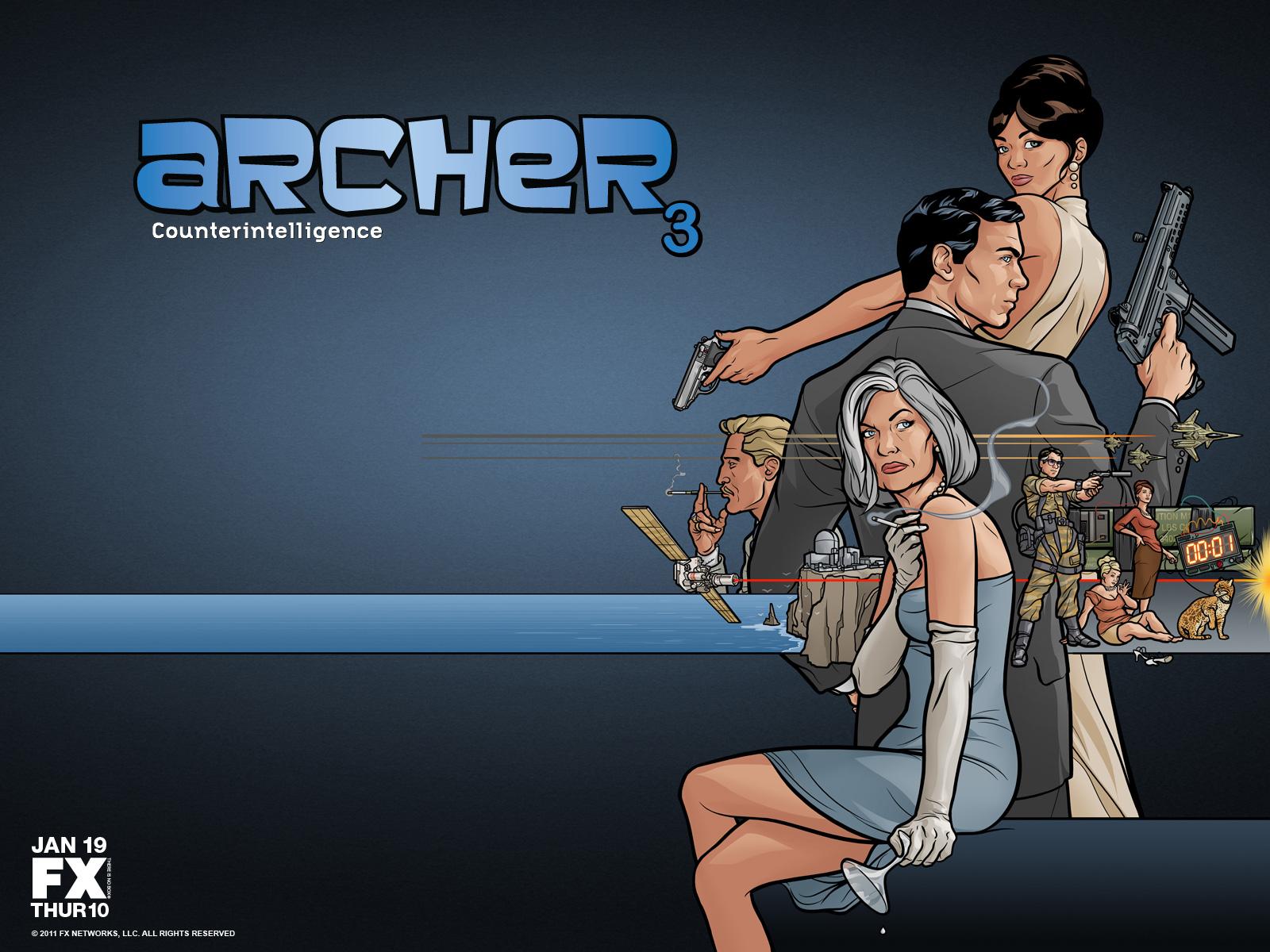 ARCHER 4
