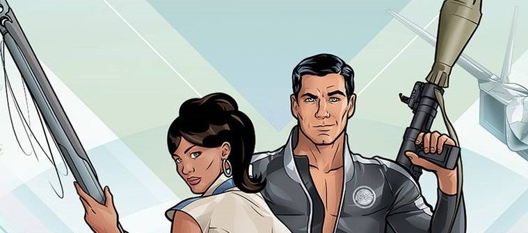 WALLPAPER WEDNESDAY: Let's Spice Up Hump Day With Some More ARCHER Fun!