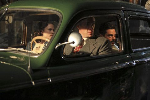 HAYLEY ATWELL, JAMES D'ARCY, DOMINIC COOPER