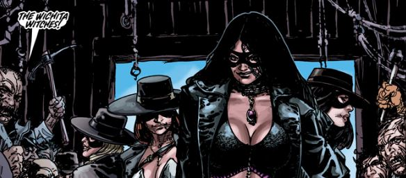 Deadlands Creators Bart Sears And Shane Lacy Hensley Talk