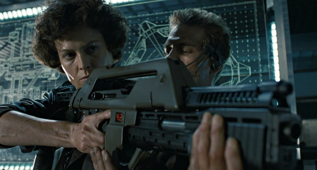Aliens-m41a-pulse-rifle - Weaver