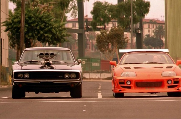 Wallpaper Wednesday Gets Fast And Furious