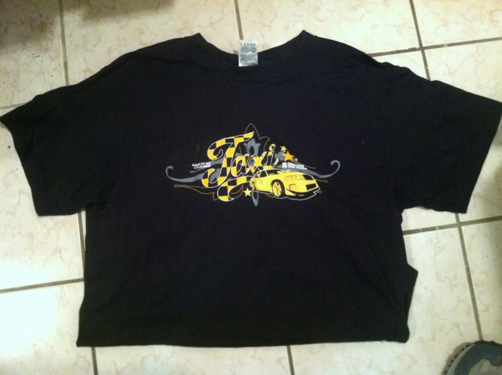 t-shirt swag