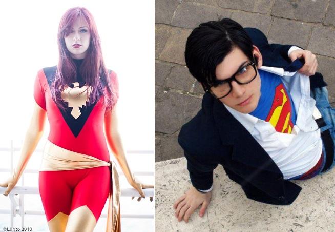 pheonix-superman