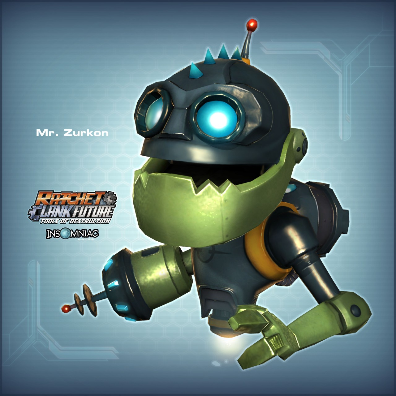 Mr.Zurkon