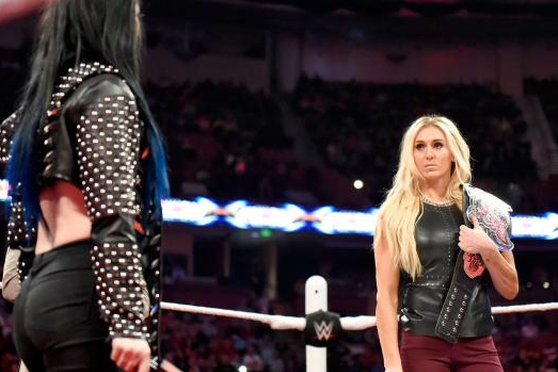 Paige vs. Charlotte