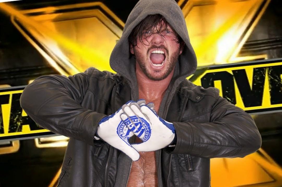 AJ Styles NXT AAGG