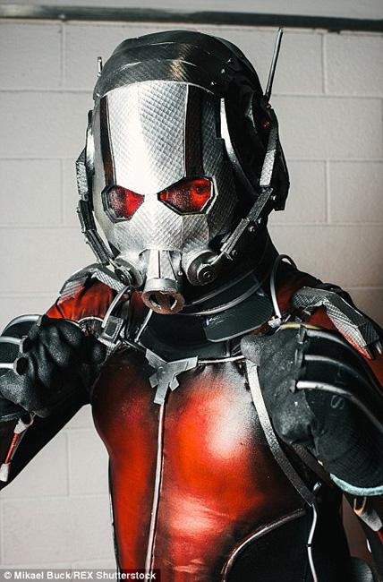 Ant Man MCM London