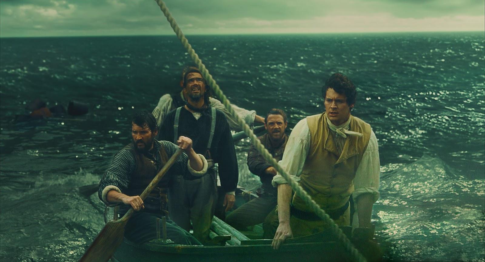 Heart Of The Sea Crew