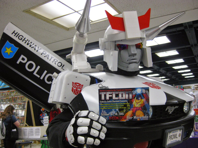 Prowl TF Heroes Con blogspot