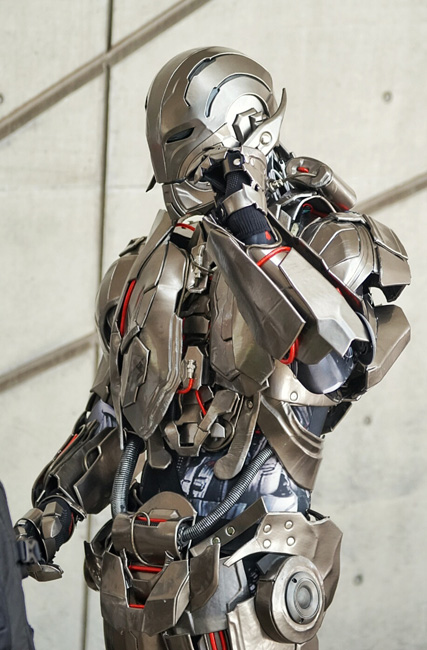 Ultron Tokyo Game Show imgur