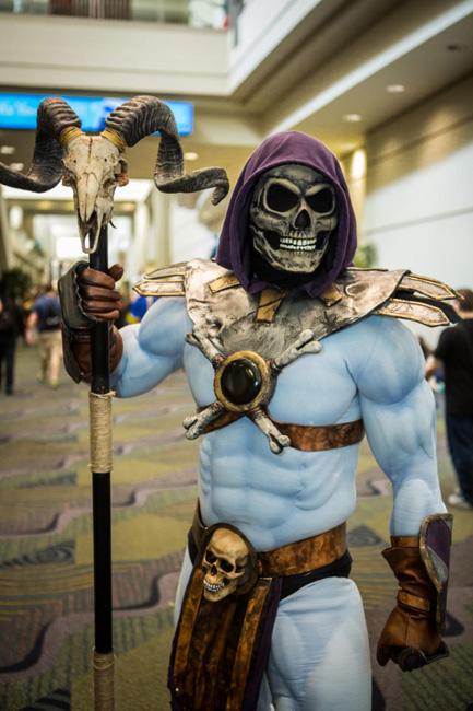 skeletor anibundel Mega Con