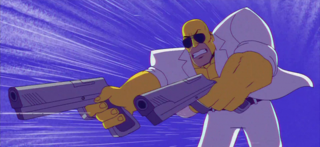THE SIMPSONS LA-Z RIDER INTRO IS THE BEST EVER – Action A Go