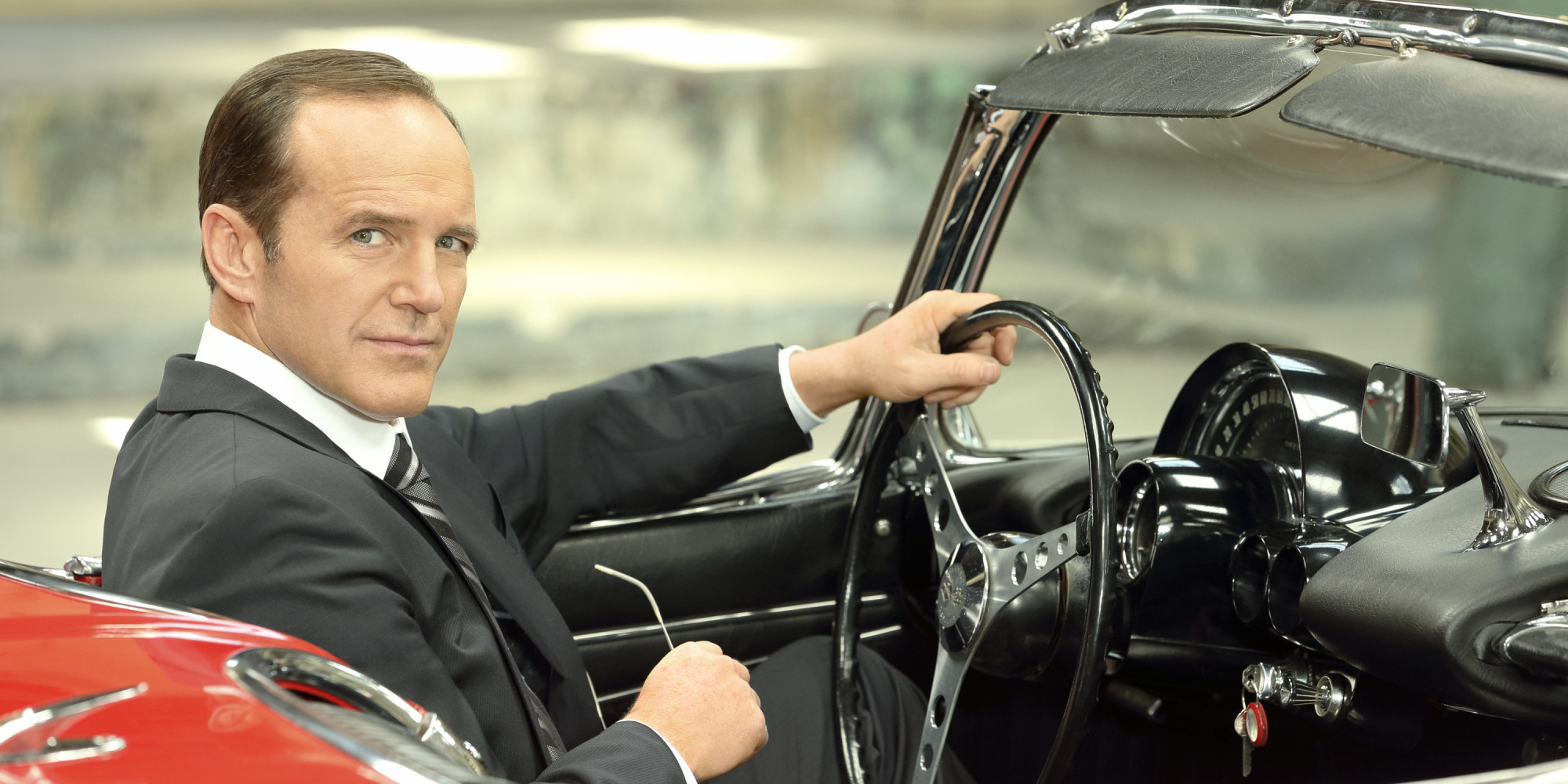 "MARVEL'S AGENTS OF S.H.I.E.L.D. - ABC's ""Marvel's Agents of SHIELD"" stars Clark Gregg as Agent Phil Coulson. (ABC/Bob D'Amico)"